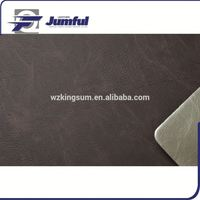 raw material for shoe making synthetic leather upper pu leather