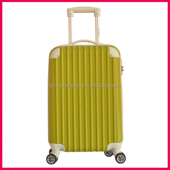 2467155cab7b 360-degree spinning wheel used luggage for sale trolley wheel durable  luggage set