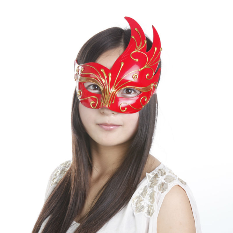 2013 new design simple carnival mask