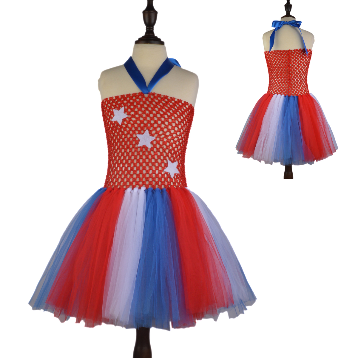 Popular Patriotic Pageant Dresses Buy Cheap Patriotic