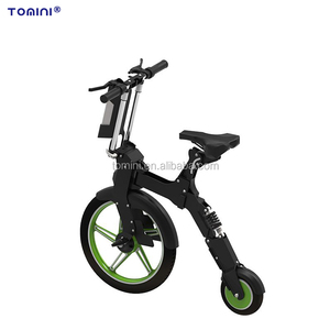 manufacturer 18 inch electric bike folding bicycle used for adult