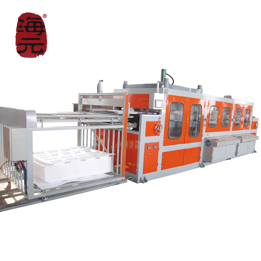 High performance automatic thermocol plate making machines