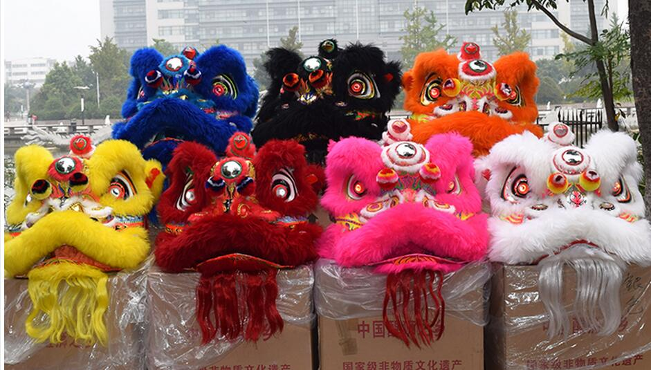 Lion Dance Group 116