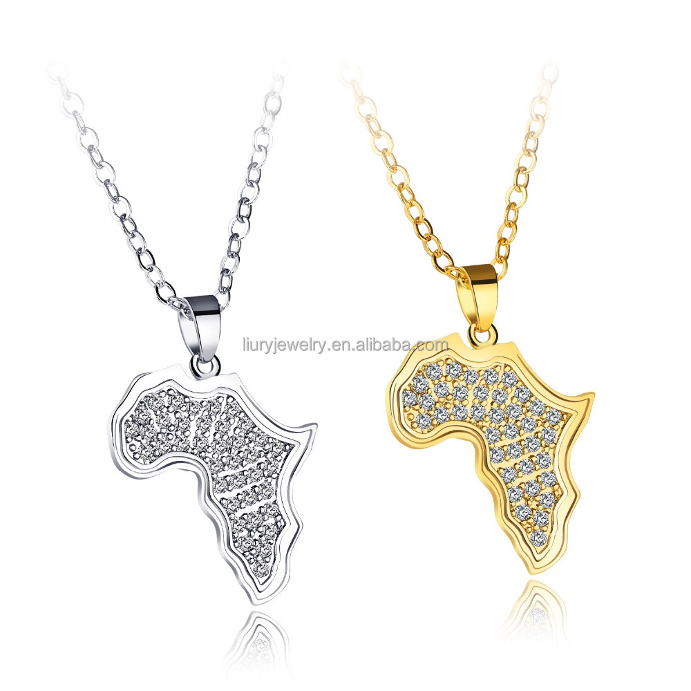 World map necklace wholesale map necklace suppliers alibaba gumiabroncs Image collections