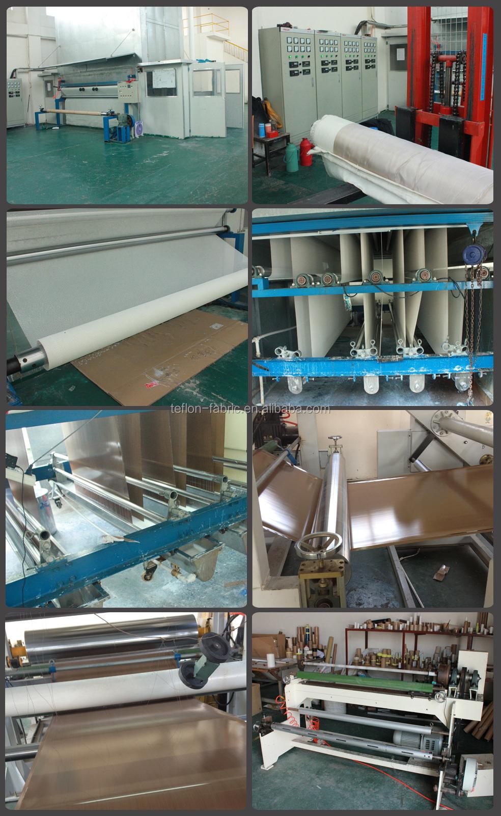 China Top Quality Strong Adhesive Heat Insulation Ptfe Teflon Sheet ...