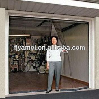 Garage Door Screen Mosquito Preventing & Garage Door Netting \u0026 ... Garage Door Screen Door Great Of ... Pezcame.Com