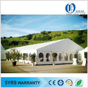 Outdoor White Wedding Tents With Church Windows Well Decorated For Sale & Outdoor White Wedding Tents With Church Windows Well Decorated For ...