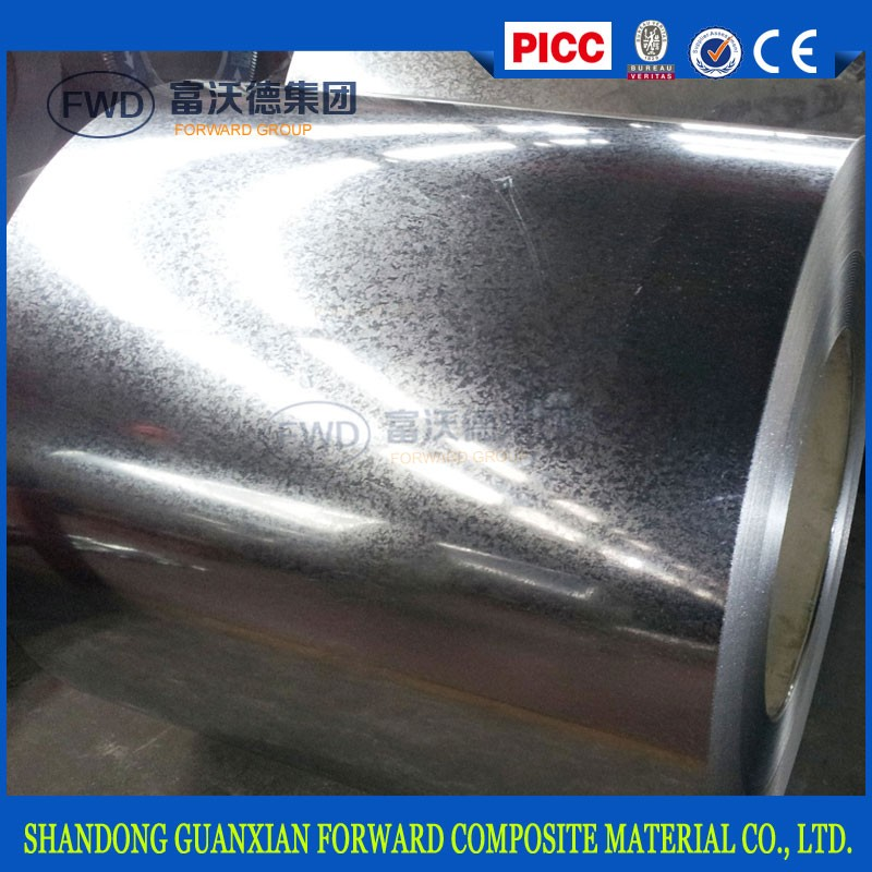 hot dip zinc coated Galvanized steel sheet in coil GI Galvanized iron sheet roll