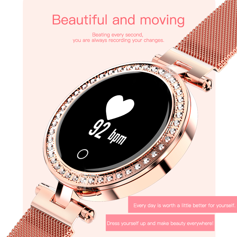 2019 new arrival  smart bracelet X10 fitness activity tracker  business sport smart watch for women