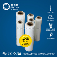 best quality plastic film for pallet wrapping