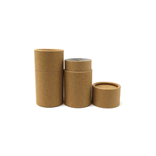Eco Friendly Cosmetici <span class=keywords><strong>Deodorante</strong></span> Imballaggio di Cartone Kraft Contenitori Push Up Tubo di <span class=keywords><strong>Carta</strong></span>