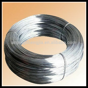 price per kg iron supplier/galvanized wire 0.2 - 5mm Diameter Hot Dipped Electro-Galvanized Wire On Spool