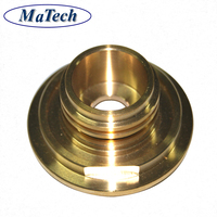 Valve Cover Copper Alloy Bronze Brass Investment Casting