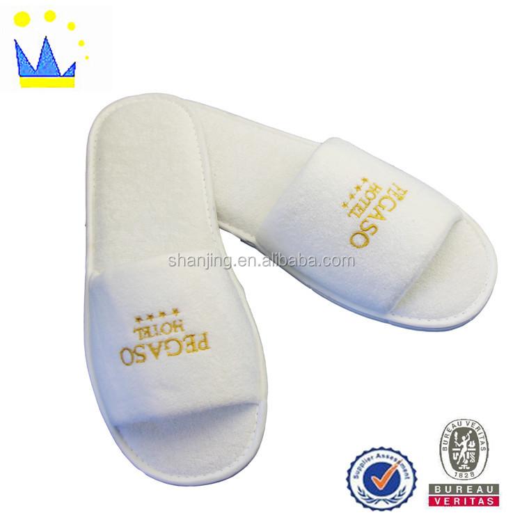 coat pant men suit embroidery goods EVA sole hotel slipper