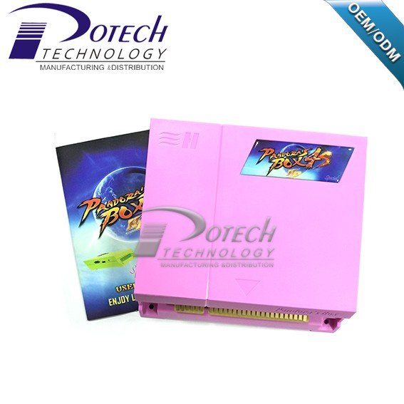 new software complete pandora box 4s 815 games in 1Arcade game board