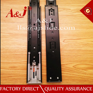 45 mm long metal automatic drawer slide