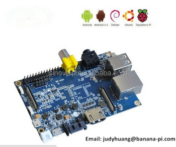 Mini Pc Board Banana Pi 1gb Ram Ddr3 Support Raspberry Pi,Android ...