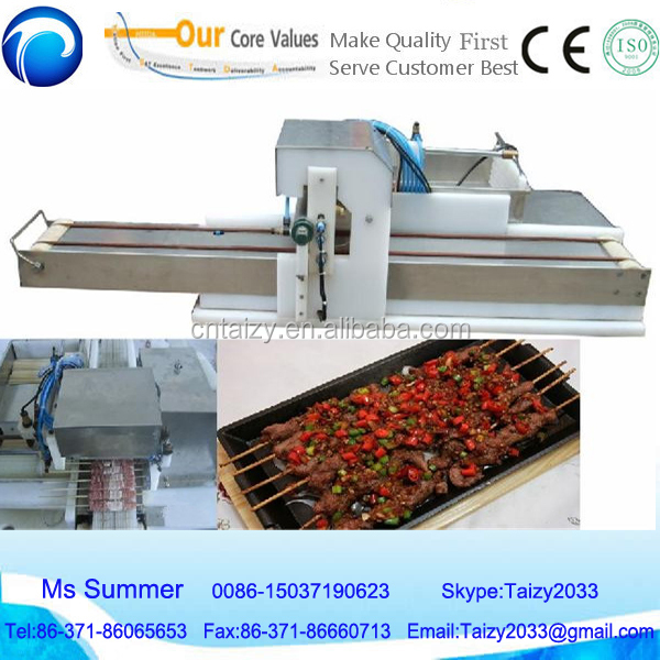 automatic meat bunches machine doner kebab wear string machine Kebabs making machine //0086-15037190623