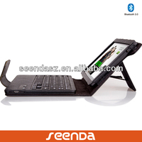 "Seenda Detachable Bluetooth ABS sleek Keyboard Case Amazon All New Kindle Fire HD 7"" Folio Case (2nd Generation 2013 Model)"