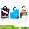 factory custom Recyclable handle bag plastic bag