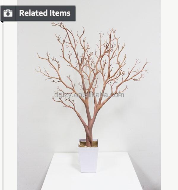 populaire de mariage centres de table de mariage arbre centres arbre artificiel sans feuilles. Black Bedroom Furniture Sets. Home Design Ideas
