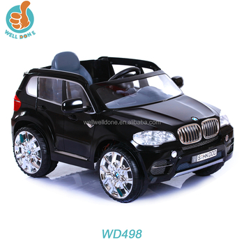 Licensed Bmw Light X5 Car For Kids Ride On 12 Volt With Double Door Open Good Baby Battery Car Wd498 View Bmw Light Bmw Product Details From