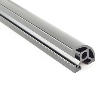 Made in China 6063 T5 4040 4060 4080 4080 40100 40120 T-Slotted Aluminum Extruded Profile with corner connectors and T nut