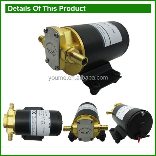 product detail singflo v diesel electric fuel pump for marine boat