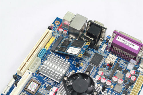 Embedded mini itx motherboard top915 with 6*COM /2*VGA/ LAN for Windows 7/2000,XP, Linux, win CE/XPe