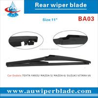 FIAT Rear Wiper Blade, Rear trico Windshield Wipers,windshield wiper rubber replacement