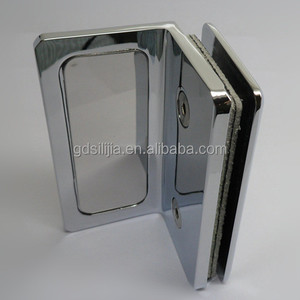 90 degree corner glass connectors holding clamp by foshan silijia supplier