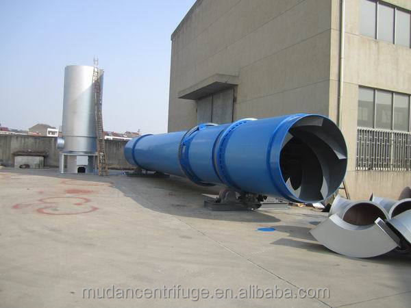 2HYG Series Factory Direct Sale of Silica Sand Rotary Drum Dryer