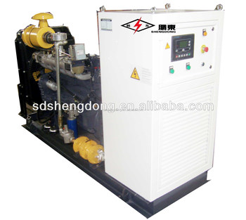 China Suppliers Natural Gas Generators Price List