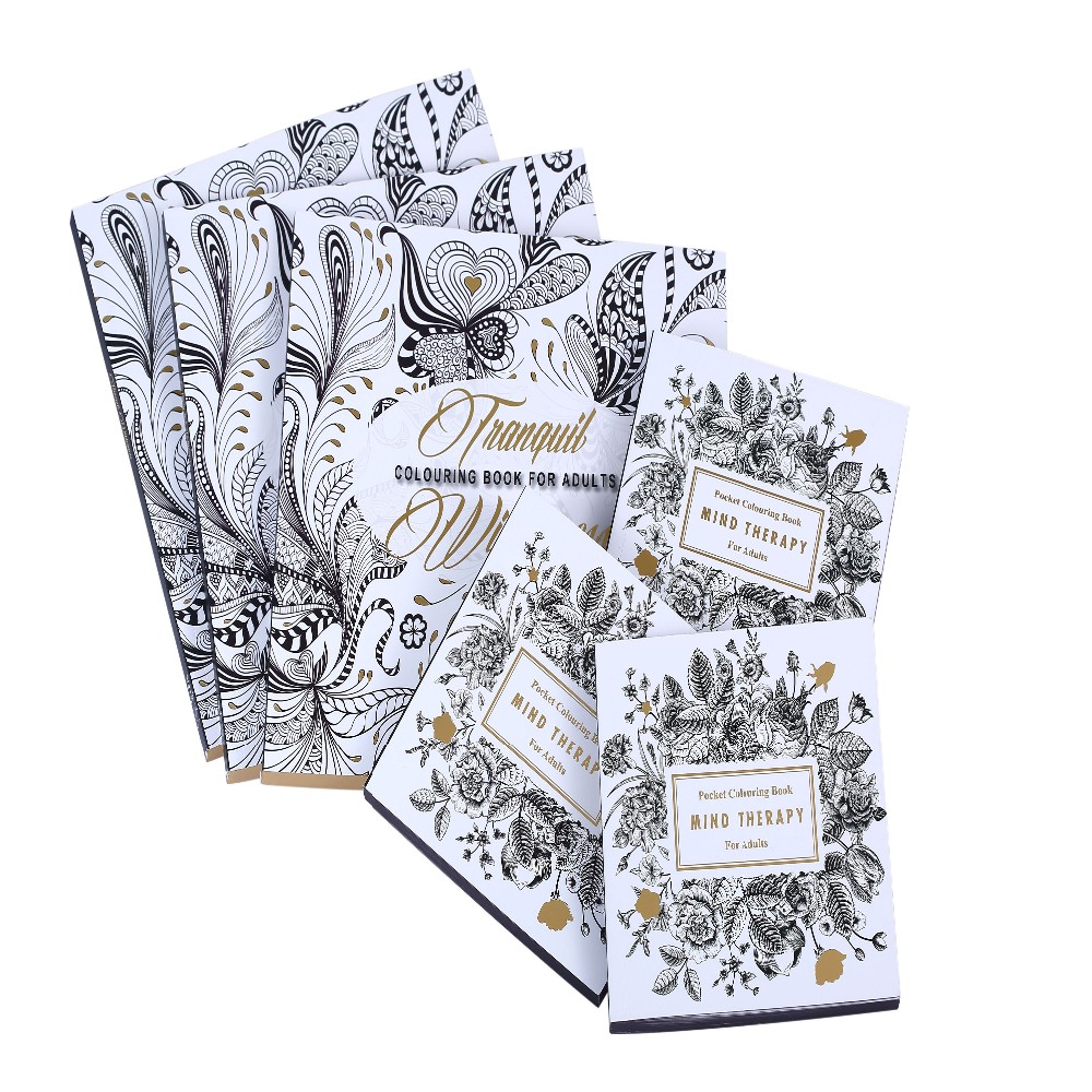 - Secret Garden Adult And Children Coloring Book Printing - Buy