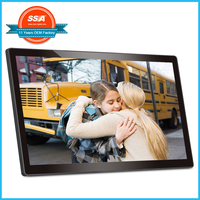 Fresh new 15 inch promotion digital photo frame