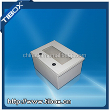 Polyester electrical box - Hot sale outdoor Polyester electrical switch box with lock system