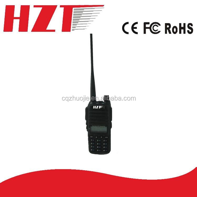 Commercial Portable Woki Toki,Hf Radio Transceiver Hzt-uv200 - Buy Portable  Woki Toki,Commercial Portable Woki Toki,High Quality Hf Radio Transceiver