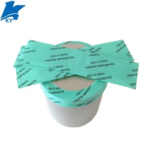 PVC shrink wrap cap seal, Shrink Bands for Nutrition