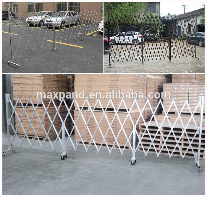 Aluminum Peddinghaus Factory Singapore: Outdoor Metal Gate Accordion Garage Doors Expanding