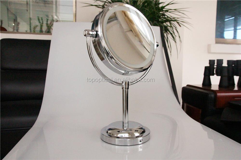 Spiegel Met Vergrootglas : Inch desktop led make up spiegel en vergrootglas spiegel met
