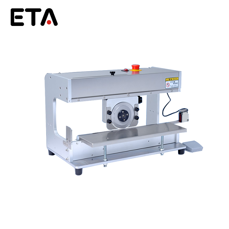 Automatic Multi Group Blades PCB V-cut Machine for LED Board