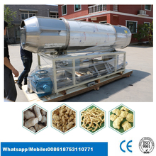 Soy nuggets protein processing equipment