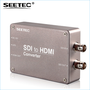 hd sdi to composite video converter with 1 HDMI output for studio