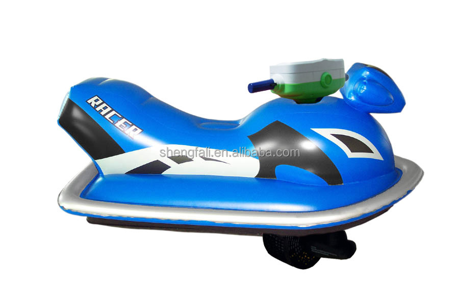 Super gonflable aquatiques scooter gonflable enfants scooter acheter bateau - Bateau gonflable mer ...