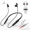 2019 New Bluetooth Earphone Wireless Magnetic Neckband Earbuds Handsfree Sport Stereo Earpieces