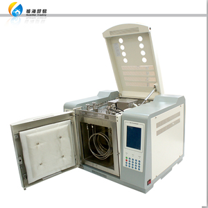 Transformer Oil Dissolved Gas Chromatograph Testing Instrument With chromatography column