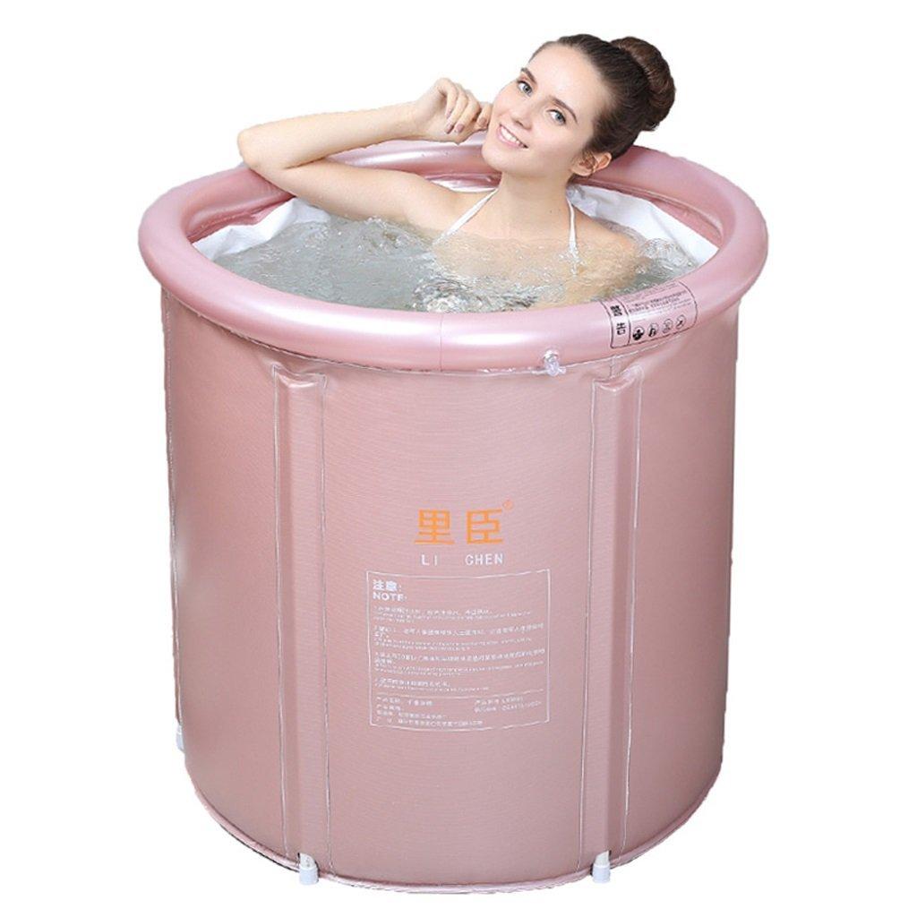 Adult portable bathing tub