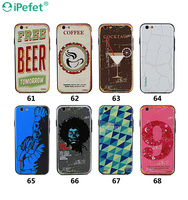Accessories phone 3D design touchable printing phone case for iPhone 6