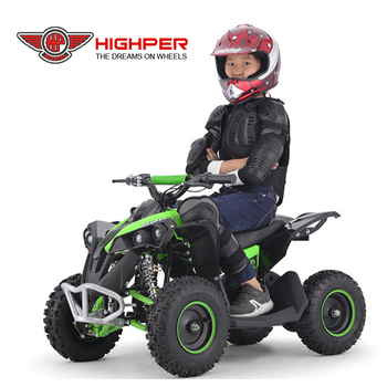 2018 High Per new 49cc gas powered mini kid ATV quad bikes with CE (ATV-3-A)