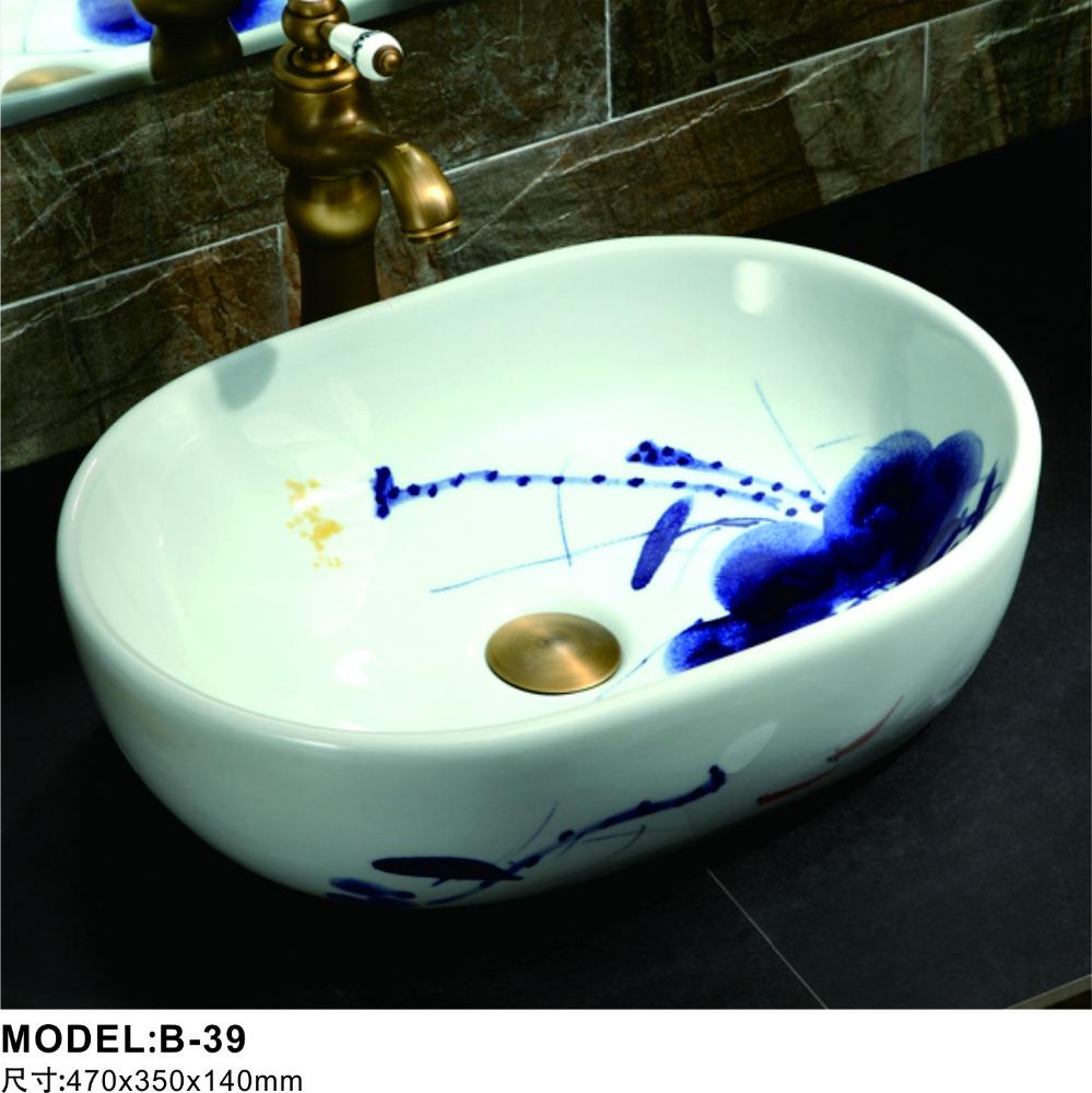 Small Ceramic Wash Hand Large Washing Basin - Buy Foot Wash Basin,Stainless  Steel Hand Wash Basins,Wash Hand Basin Sizes Product on Alibaba com